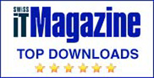 SwissITMagazine Top Download